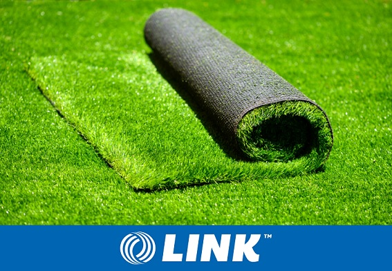 Synthetic Grass Business and 3 Warehouses!