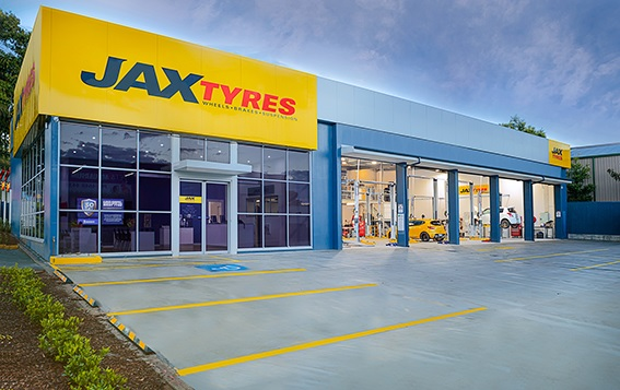 JAX Tyres Perth North