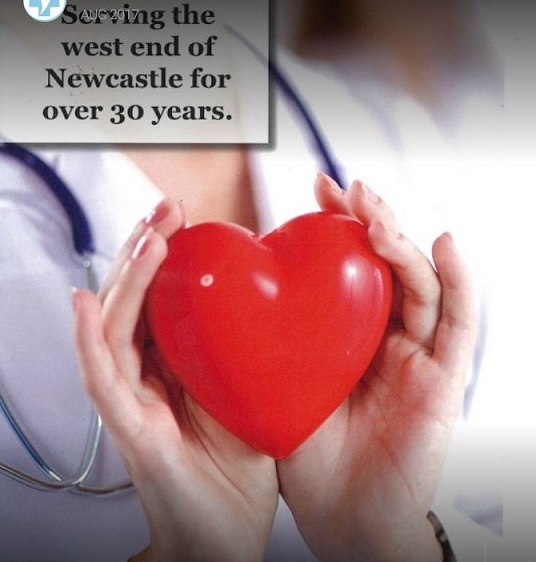 West Newcastle Medical  your new local GP! Non DWS location in RRMA 2 suburb