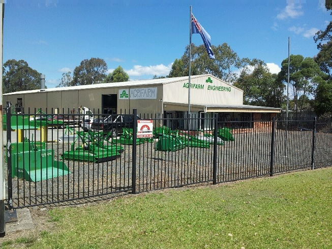ICONIC AGRICULTURAL IMPLEMENT MANUFACTURER