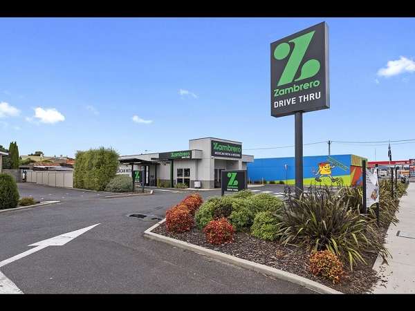 Zambrero Mexican Food Franchise Devonport
