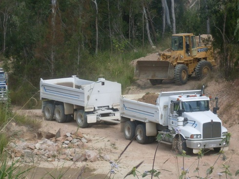 Stone and Gravel Quarry North Qld   TMR Registered  Long Term future