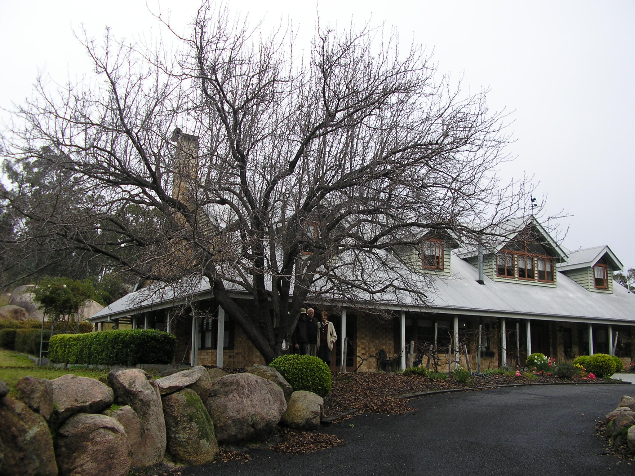 small boutique hotel plus self-catering lodge/restaurant/bar/functions/bush walk
