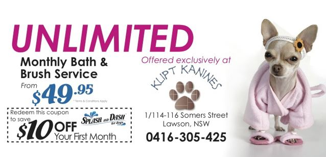 DOG GROOMING Business Owners - Come Up For Air! In the beautiful BLUE MOUNTAINS!