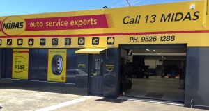 Franchise available - MIDAS TAREN POINT