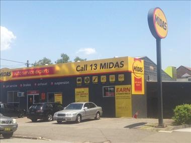 Franchise available - MIDAS COOKS HILL