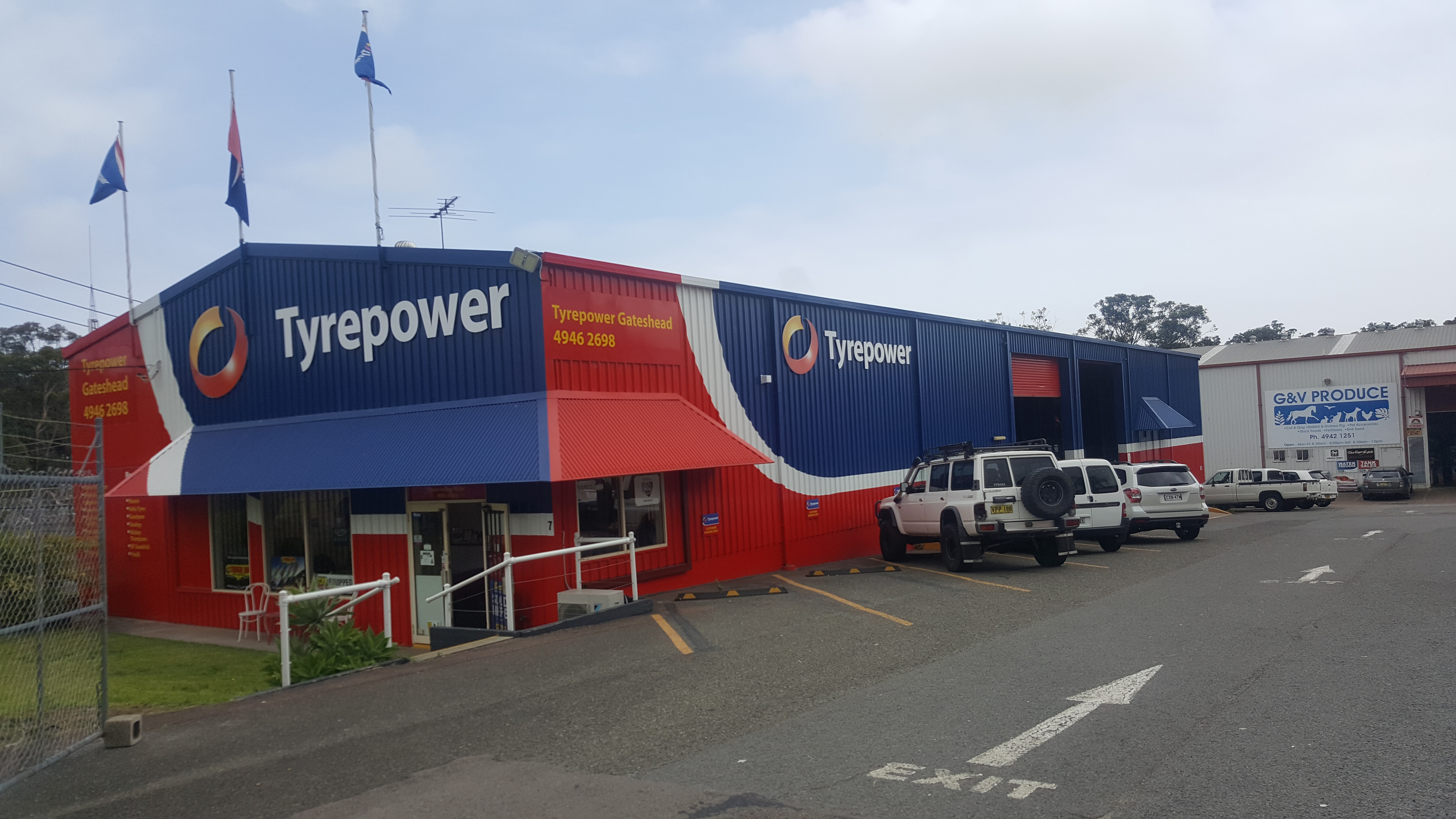 Tyrepower Gateshead Tyre and Mechanical Shop, Priced to Sell!