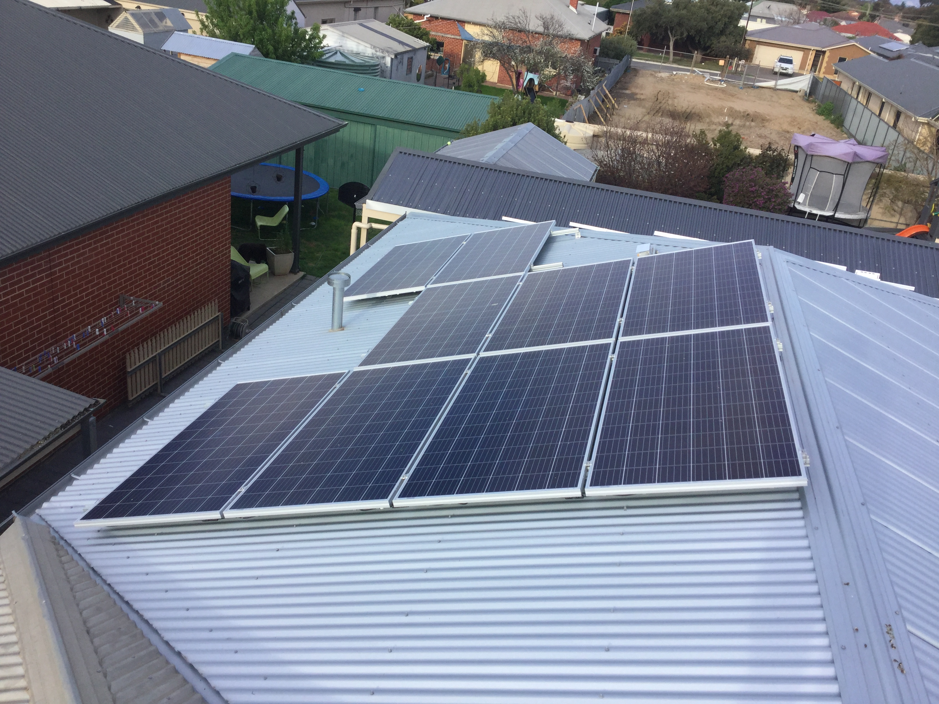 Established Solar Installation Business with HBS approval in high income area