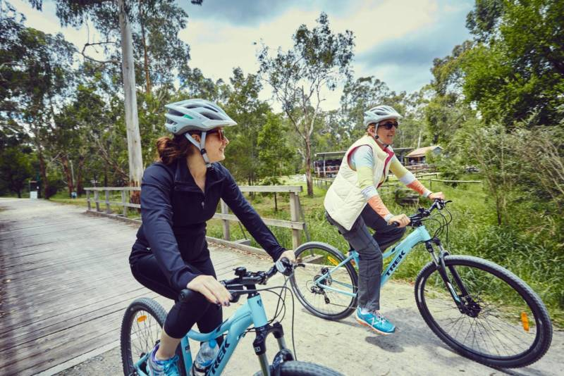 Yarra Valley Bike Hire & Tour Business
