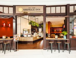 Make a New Start With Shingle Inn Cafe, Resale - Garden City, Coffee Franchise