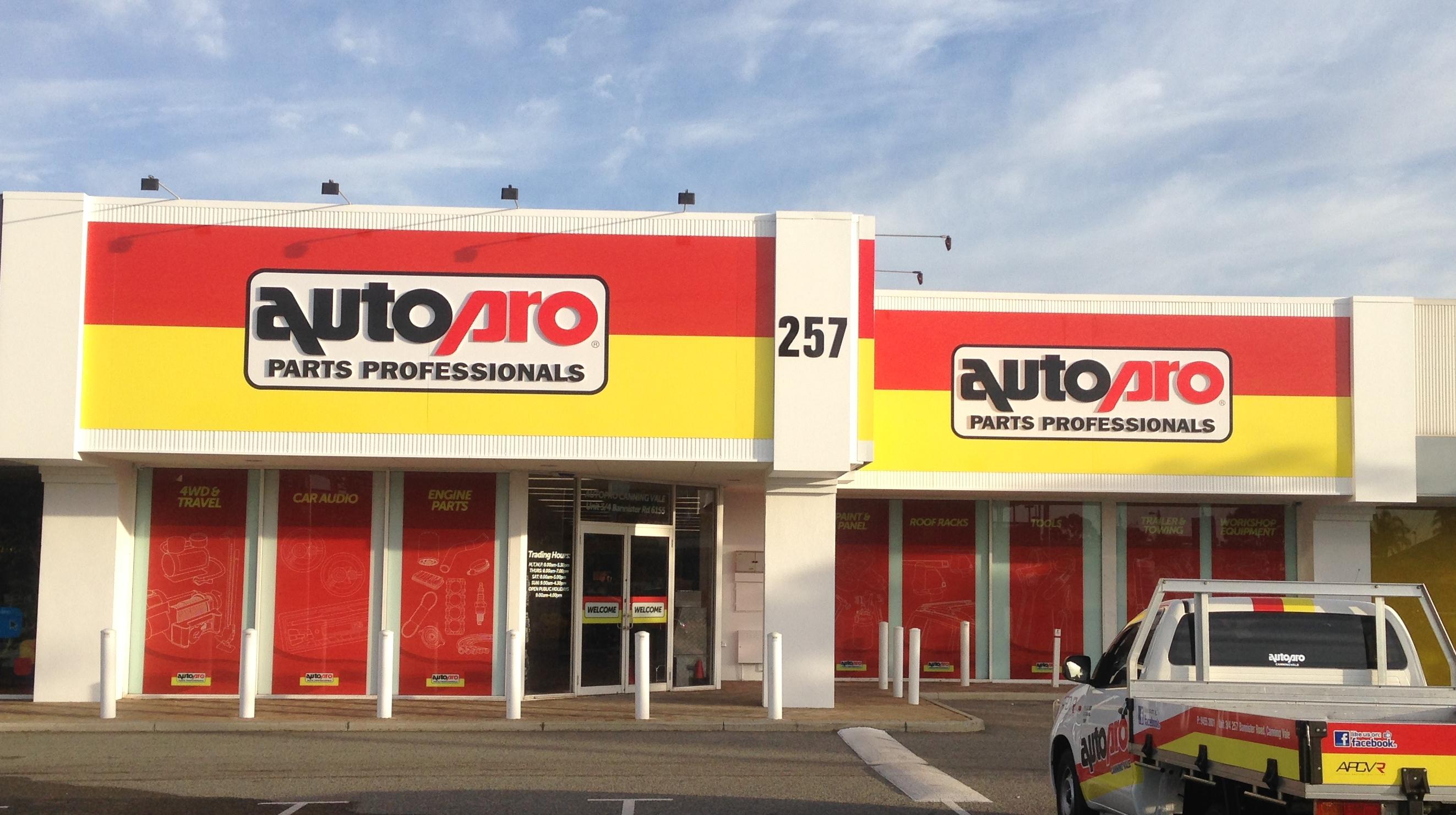 Autopro -Geraldton - Seeking New Franchisee