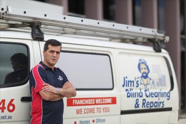 Jim's Blind Cleaning & Repairs Melbourne - Franchises Needed