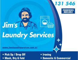 Jim's Laundry Business Franchise   Franchisees Needed NOW   Australia's #1 Brand