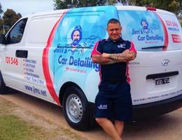 Jims Car Detailing / 'Mobile Car Wash' Hobart Franchises Needed!