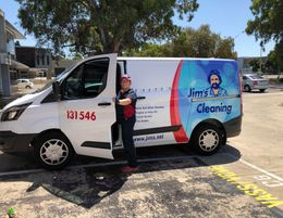 Jim's Cleaning Woodcroft -Business Split   Existing Business With Great Return