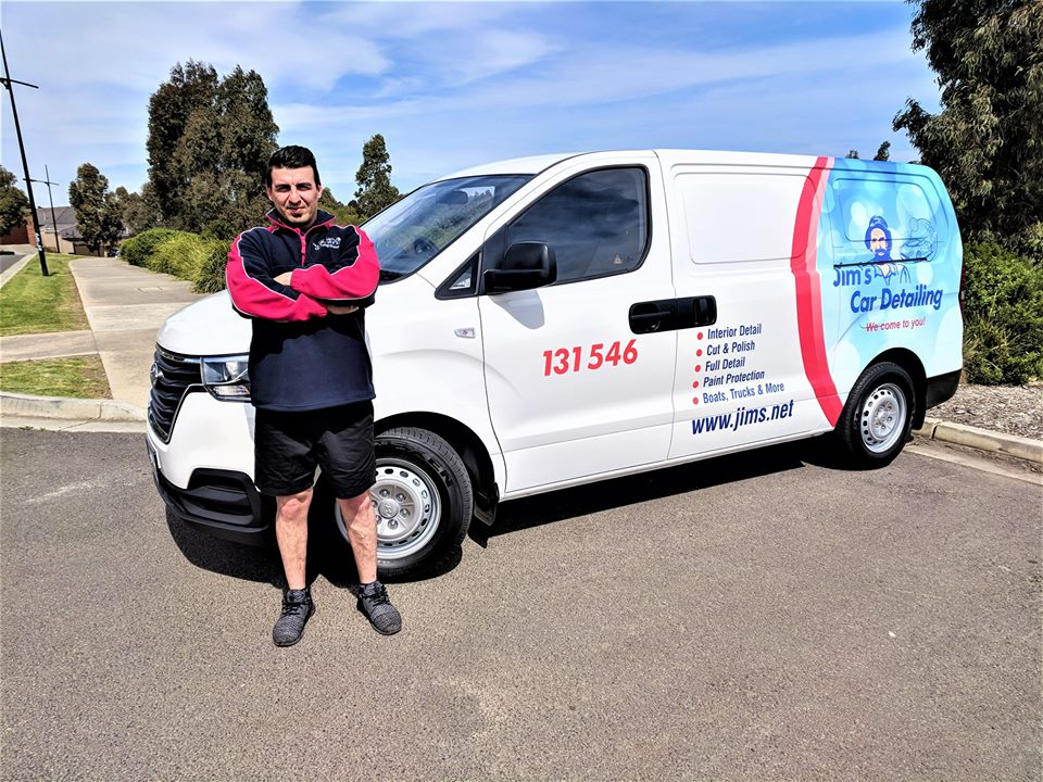 Jim's Car Detailing Franchise - Shepparton