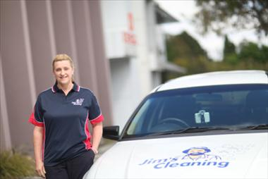 Jim's Cleaning Business - Geelong - established regular commercial clients