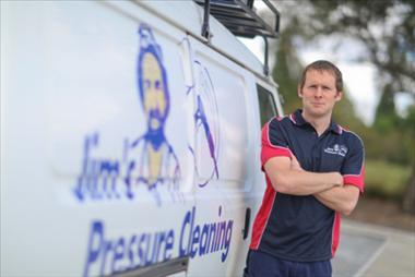 Jim's Window & Pressure Cleaning   Franchises Needed Sunshine Coast!
