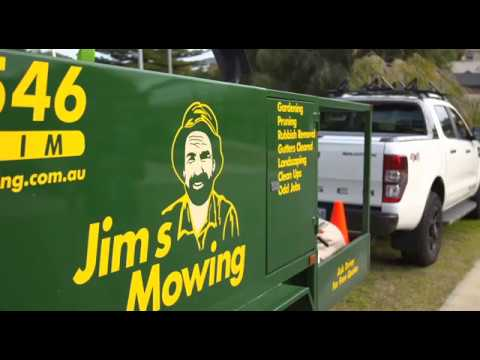 Jim's Mowing Franchise - Buderim Sunshine Coast