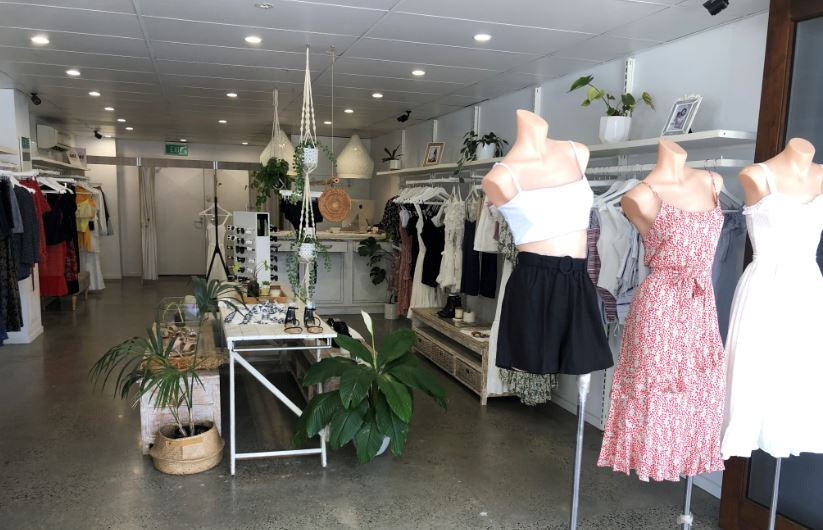 Boutique Womens Retailer - Byron Bay