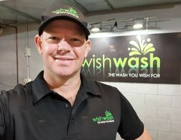 Wishwash Hand Carwash SA Franchise
