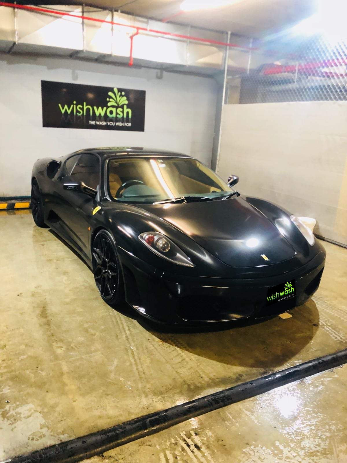 Wishwash Hand Carwash