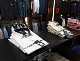 Luxurious Menswear Clothing  - Prime Location