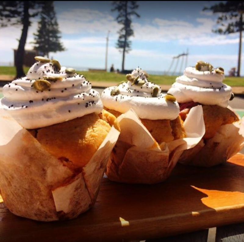 Cafe - Prime beach front location in Northern Beaches.