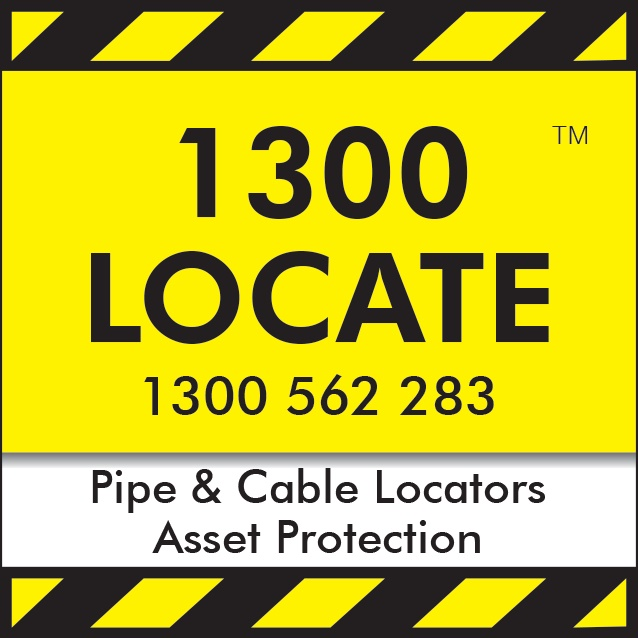1300 Locate Franchising Logo