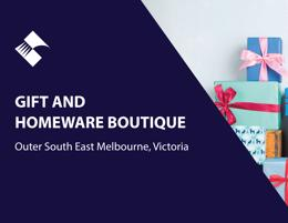 GIFT & HOMEWARE BOUTIQUE (PAKENHAM) BFB0122