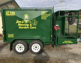 Jims Mowing & Garden Care (Howrah)
