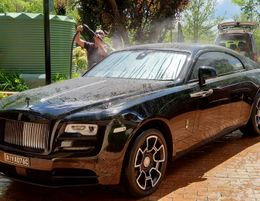Established Mobile Car Detailing Business For Sale - Professional And Reputable