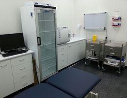 Medical Centre Tenancy - Burnett Heads - Full Medical Fit-out