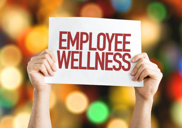Leading provider of workplace wellbeing solutions