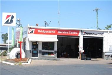 BRIDGESTONE TYRE & MECHANICAL SALES & SERVICE in Regional QLD QLD