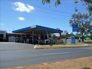 2 FULLY LEASED SERVICE STATIONS - NATIONAL TENANT