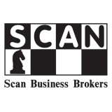 Scan Business Brokers Brisbane Logo