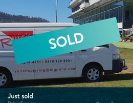 Hobart Catering & Events Business - NOW SOLD