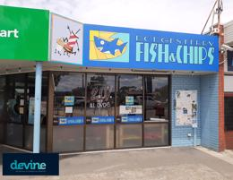 Fish & Chip Takeaway Shop  *Profitable + Long Lease + No Competition*