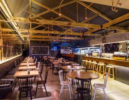 High Profits + Successful Restaurant + Hobart Institution