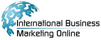 International Business Marketing Online Logo