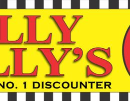Silly Solly's Discount Variety Chain Licence Opportunity