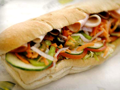 Sub Sandwich - Takeaway Food - Franchise - Lake Macquarie NSW