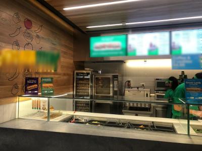 Sub Sandwich - Takeaway Food - Franchise - NSW Sydney International Airport