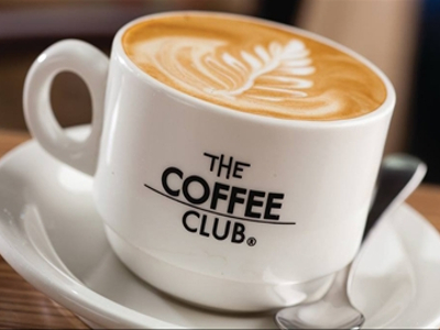 CAFE - THE COFFEE CLUB - FOOD FRANCHISE