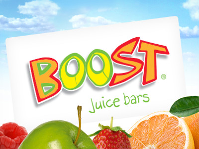 Boost Juice - Juice Bar - Takeaway Food - Franchise - Caneland - Mackay QLD