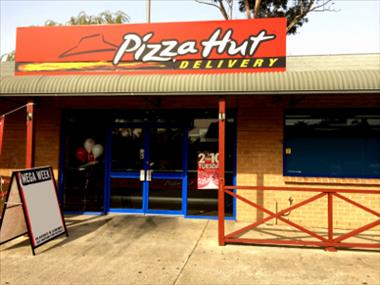 Pizza Hut - Takeaway Food - Franchise - Hunter Valley NSW
