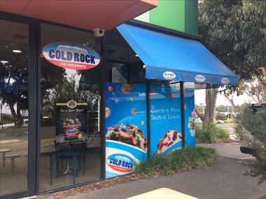 Cold Rock Ice Creamery - Takeaway Food - Franchise - Melbourne East VIC