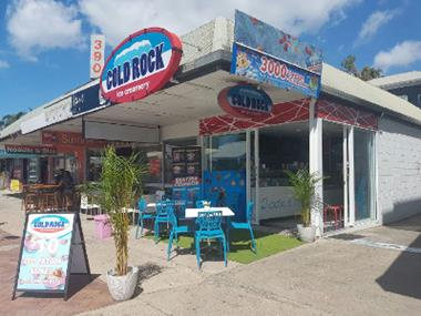 Cold Rock Ice Creamery - Takeaway Food - Franchise - Whitsundays QLD