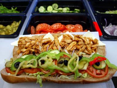 Sub Sandwich - Takeaway Food - Franchise - Sydney South